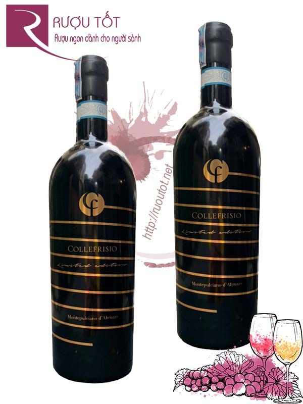Vang Ý CF Collefrisio Limited Edition Montepulciano d'Abruzzo