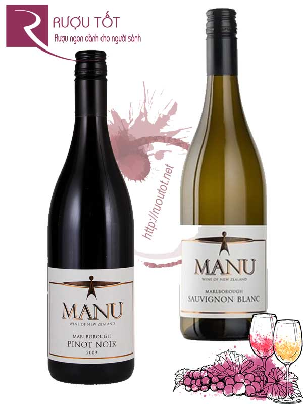 Vang New Zealand Manu (Red - White)